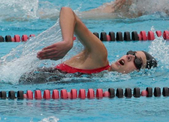 Pływaj na zdrowie