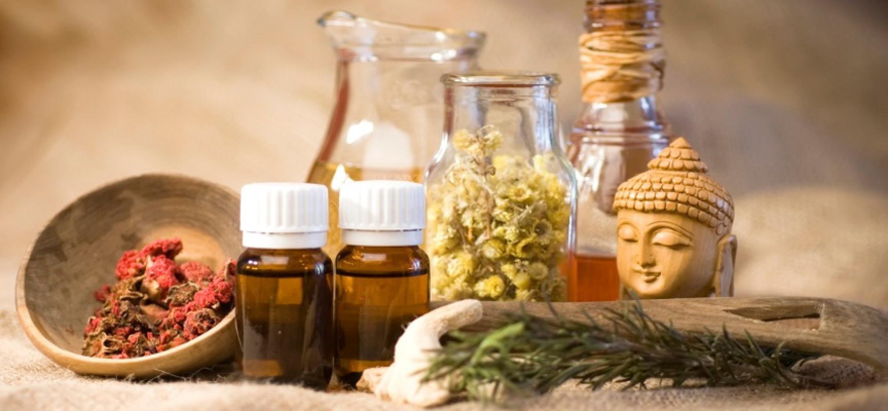 Aromaterapia, bo ciało musi żyć w zgodzie z duszą