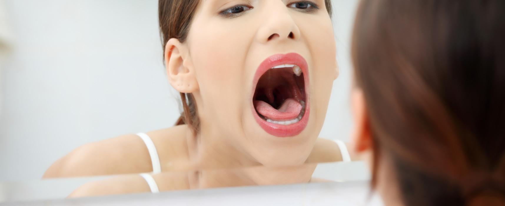 Najczęstsze choroby jamy ustnej