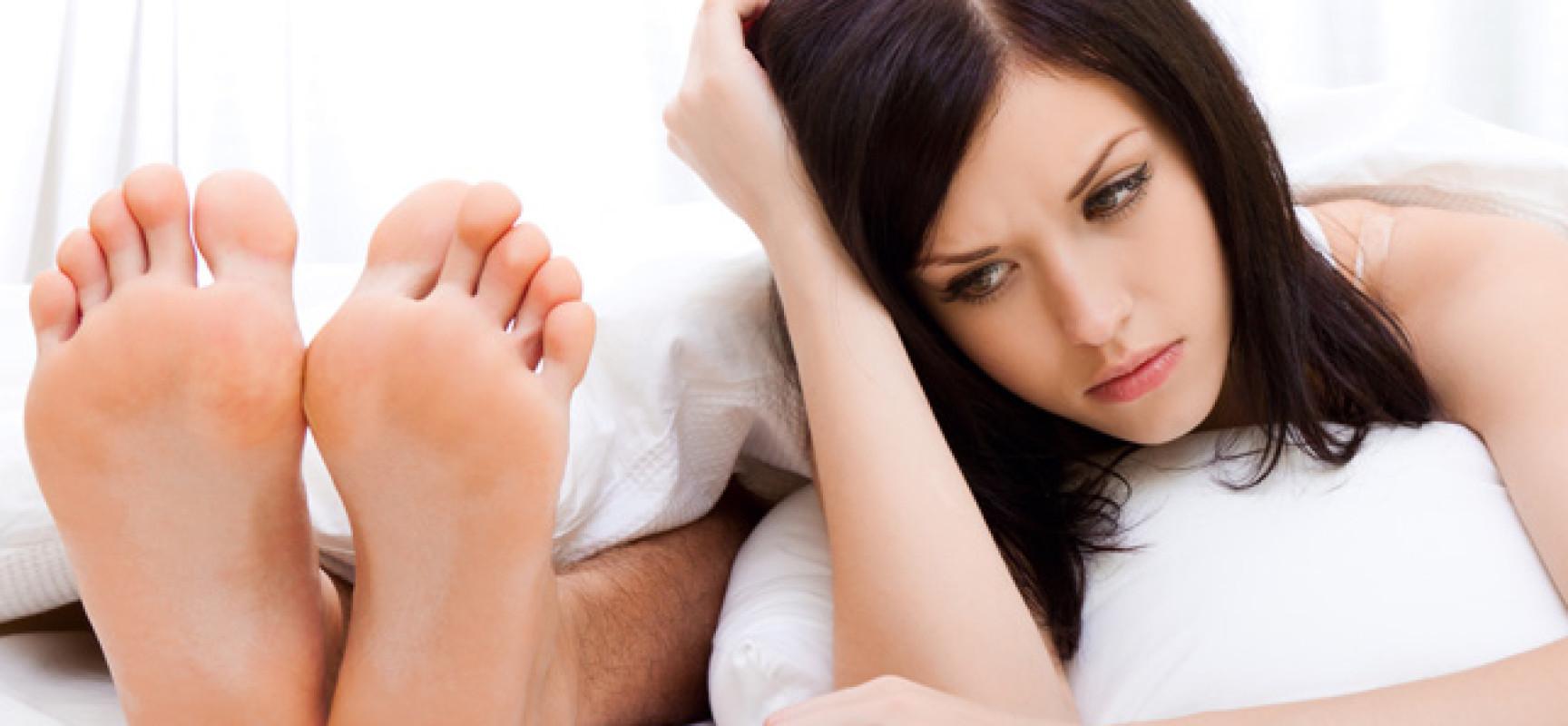 Przykre konsekwencje seksu