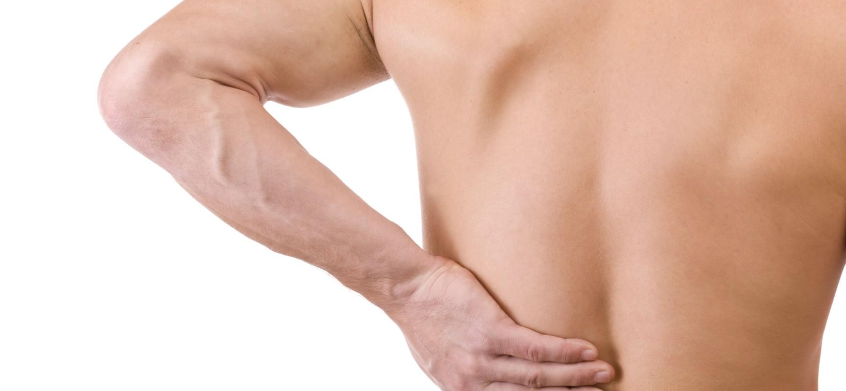 Skuteczna walka z bólem kręgosłupa