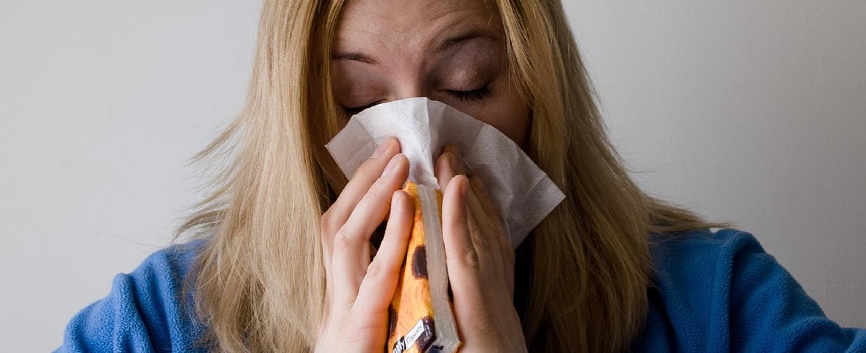 Alergia – czy znasz wszystkie jej rodzaje?